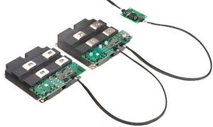PCIM: IGBT gate drivers for MW-scale railway traction